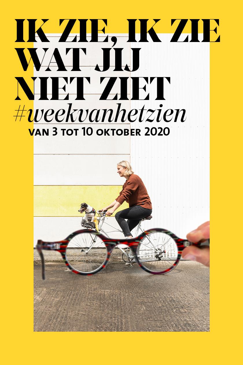 Poster week van het zien